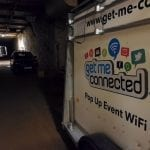 Drakelow Tunnels Event WiFi