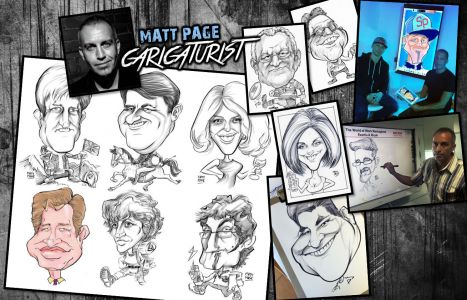 CARICATURES LIVE