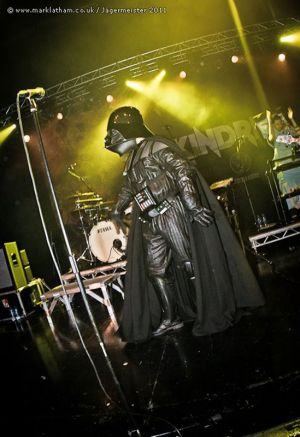 SKINDRED Darth Vader Area 51