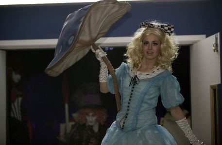 Alice In Wonderland Fairytale Costume