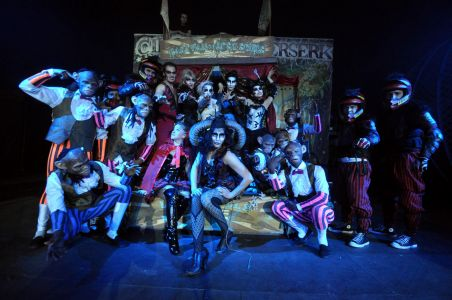 Area 51 Cirque Berserk Cast