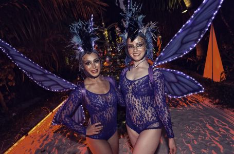 Area 51 Maldives Butterfly Stiltwalker