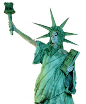 area 51 statue of liberty
