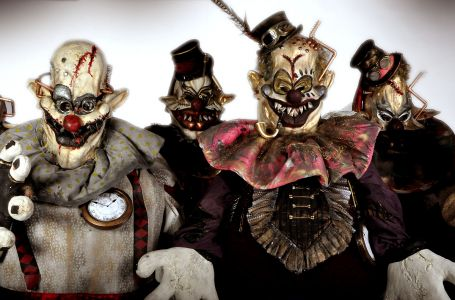 Area 51 Steampunk Clowns
