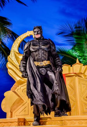 batman costume hire