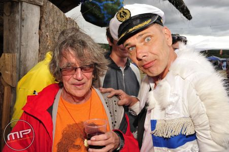 Bestival Howard Marks Mr Nice