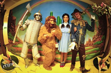Characters From Wizard Of Oz