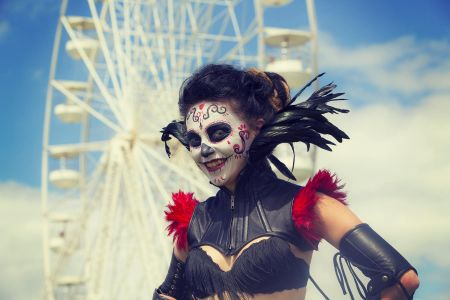 Day Of The Dead Performer