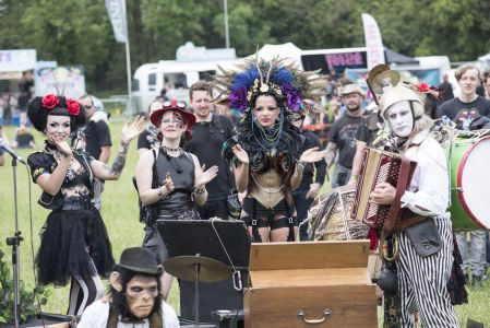 Downloadsteampunk Circus