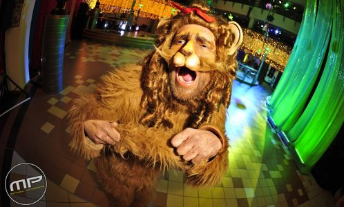 Entertainer Lion Wizard Of Oz