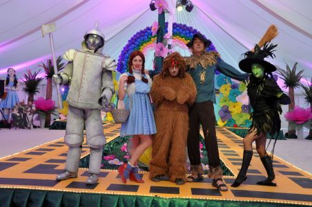 Fantasy Wizard Of Oz Costumes