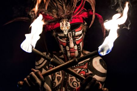 Fire Breather Tribal