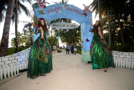 Forest Fairies Easter Maldives