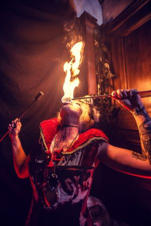 Gothic Fire Breather