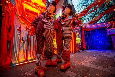 halloween killer klowns