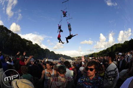 Hanging Around Bestival