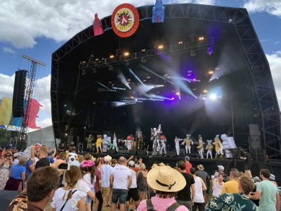 henge live at camp bestival