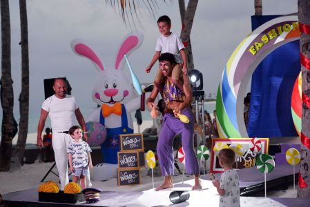 kids entertainment maldives