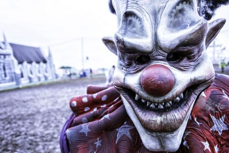 Killer Klown Donington