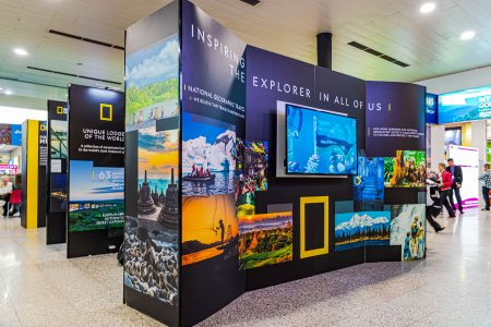 national geographic traveller exhibition