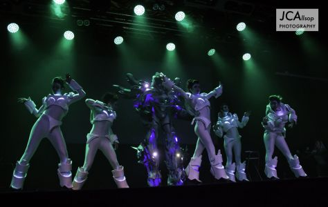 Robot Stage Show