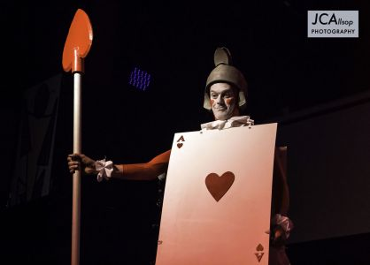 Scifi Weekender Ace Of Hearts