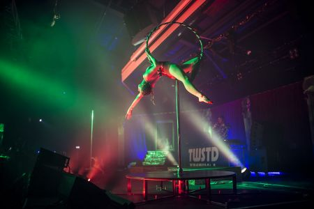 Skegness Butlins Twistd Contortion