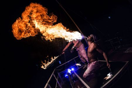 Stage Performers Bestival 2015