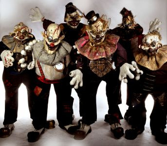 Steampunk Clowns