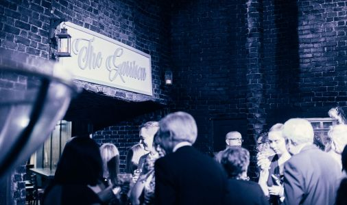 student ball vintage decor