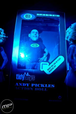 Tidy Boys Action Figure