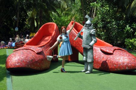 Tin Man And Dorothy