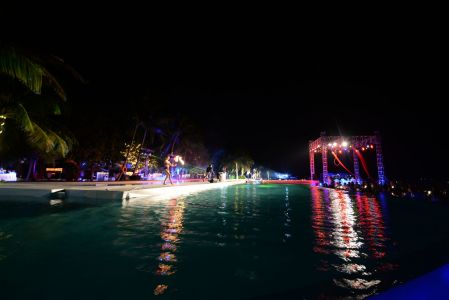 Under The Stars Maldives Party