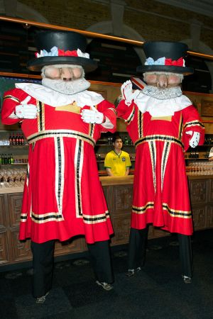 Walkabout Beefeaters