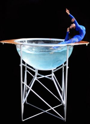 Water Contortion Bowl