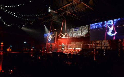 wickes conference circus