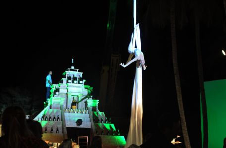 Wizard Of Oz Aerial Silks