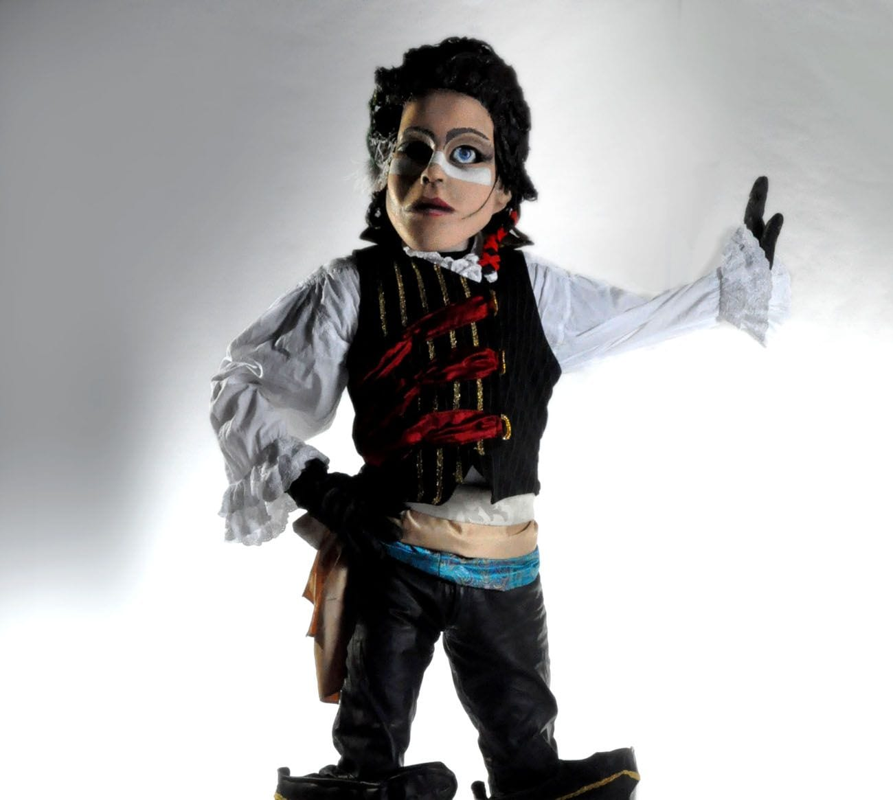 adam and the ants costume