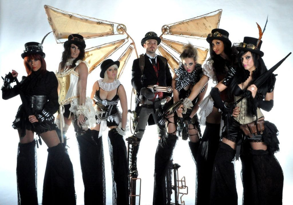 area 51 steampunk