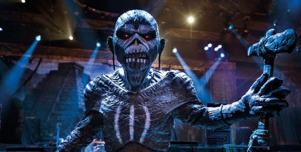 iron maiden live donington 2016